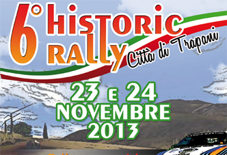 Historic Rally Città di Trapani 2013